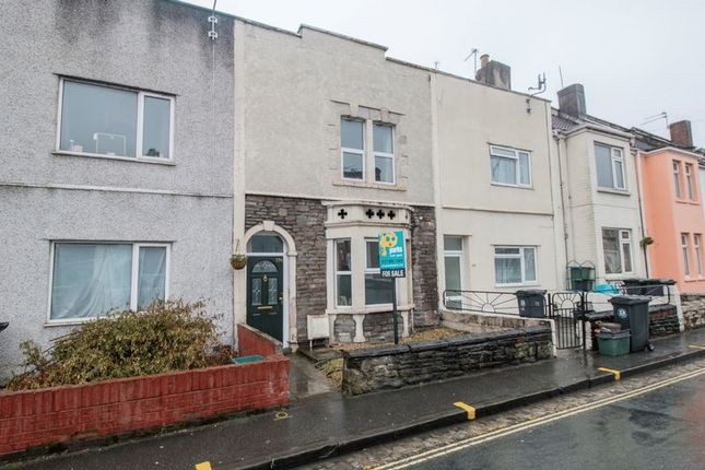 2 bed terraced house for sale in Whitehall Road, Redfield, Bristol