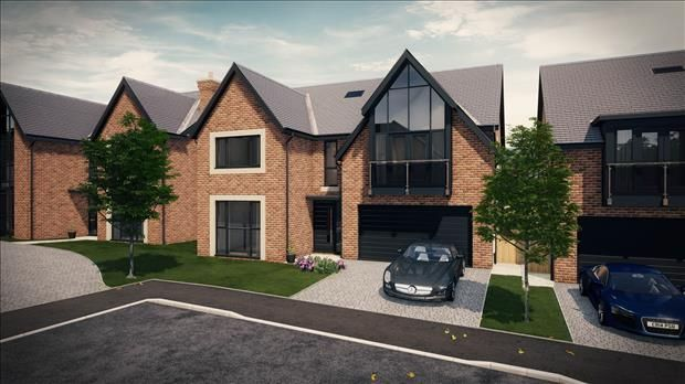 Thumbnail Property for sale in Eastway, Preston