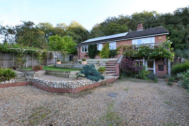 Thumbnail Detached house for sale in Rectory Road, Elsing, Dereham, Norfolk.