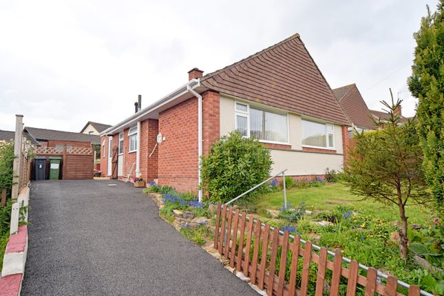 Thumbnail Detached bungalow for sale in Pulling Road, Pinhoe