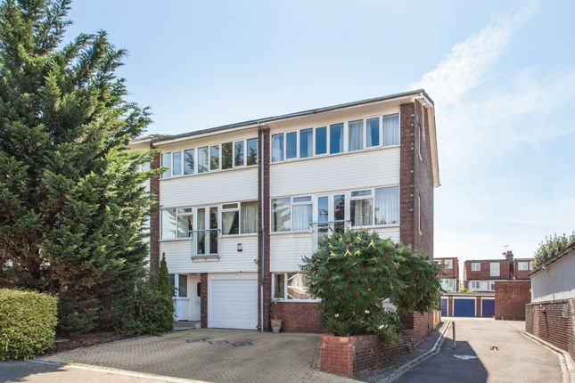 Thumbnail Detached house for sale in Burntwood Grange Road, London