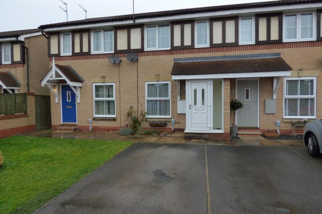 Thumbnail Terraced house to rent in Tattersall Drive, Beverley