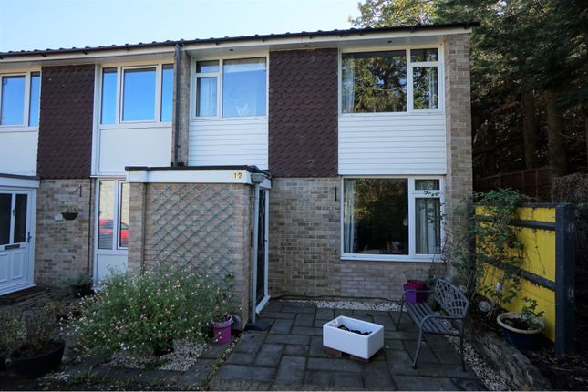 Thumbnail End terrace house for sale in Maple Close, Blackwater