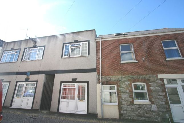 Thumbnail 1 bed flat to rent in Deptford Place, North Hill, Plymouth