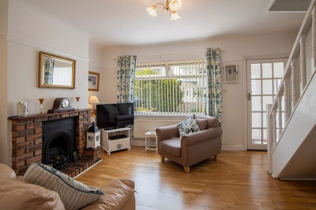 Thumbnail Semi-detached house for sale in Heather Road, Heswall, Wirral