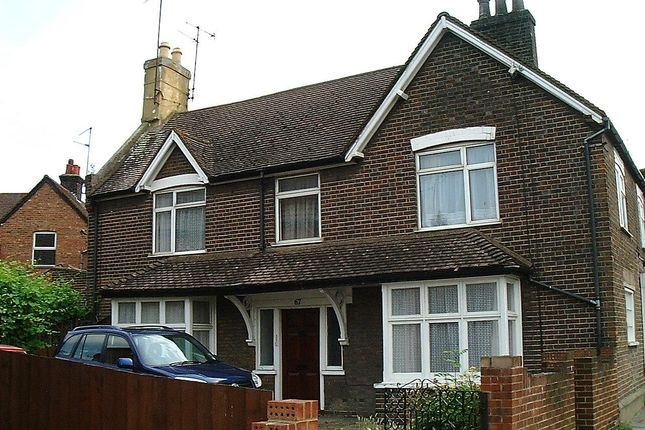 Thumbnail Semi-detached house for sale in Grange Avenue, Leagrave, Luton