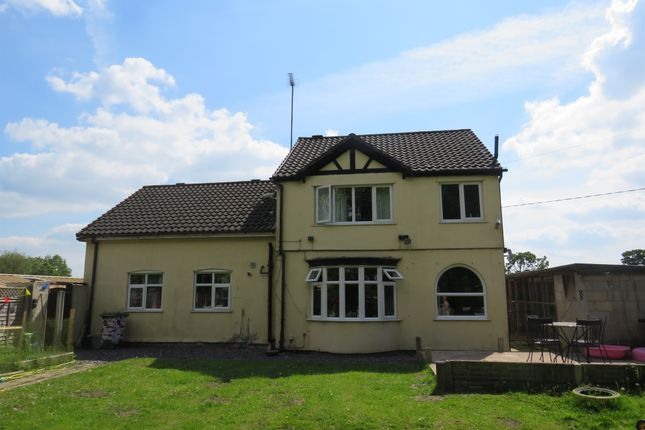 Thumbnail Detached house for sale in Chester Lane, Winsford