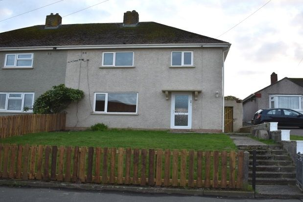 Thumbnail Property to rent in Jury Lane, Haverfordwest