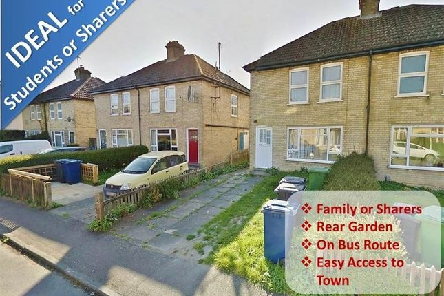 Thumbnail Property to rent in Frenchs Road, Cambridge