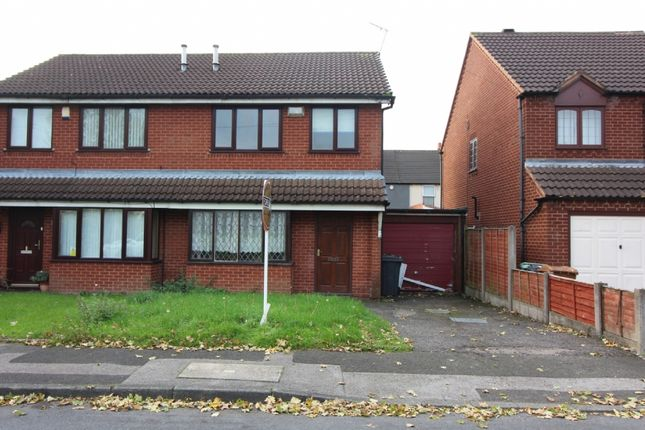 Thumbnail Semi-detached house for sale in Greadier Street, Willenhall