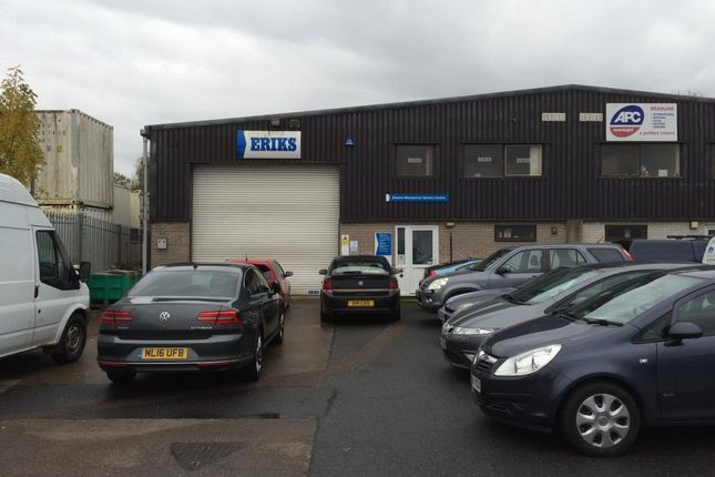 Industrial to let in Unit 5, The Alphin Centre, Alphinbrook Road, Marsh Barton Trading Estate, Marsh Barton, Exeter