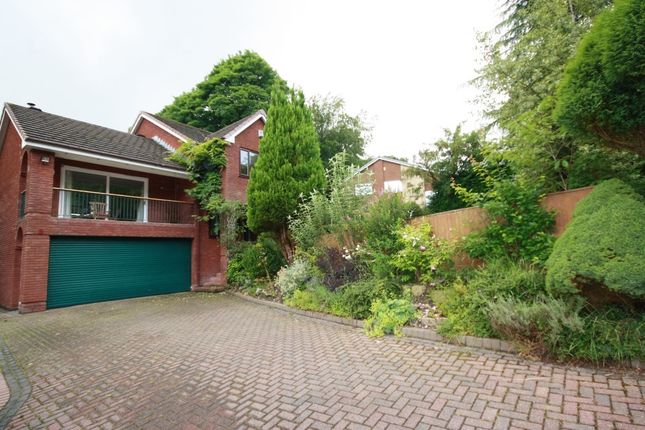 Thumbnail Detached house to rent in The Rowans, Markland Hill, Bolton