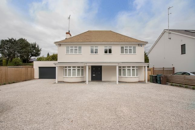 Thumbnail Detached house to rent in Fairway Close, Harpenden