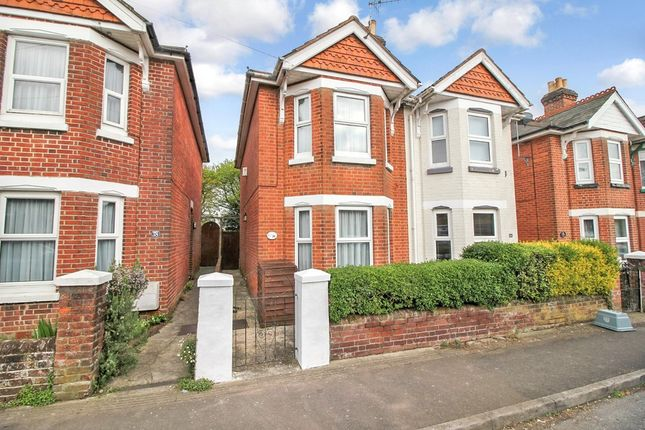 Semi-detached house for sale in Bedford Avenue, Southampton