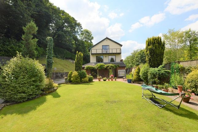 Thumbnail Detached house for sale in Gresford Hill, Gresford, Wrexham