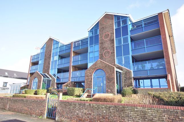 Thumbnail Flat for sale in Southwater House, Marine Parade West, Lee-On-The-Solent