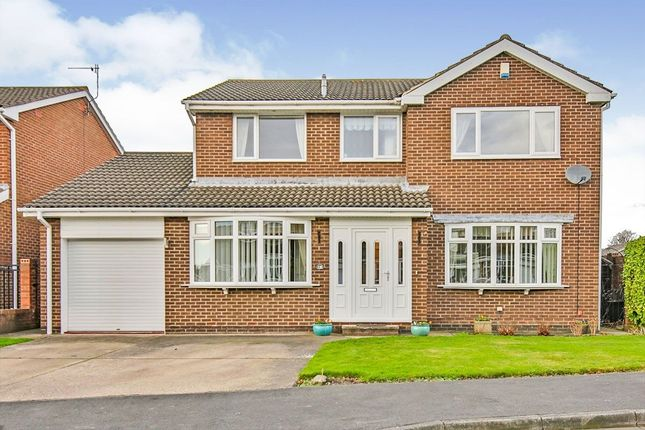 Thumbnail Detached house for sale in Picktree Lodge, Chester Le Street