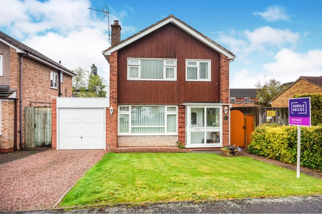 Thumbnail Detached house for sale in Augustus Drive, Alcester