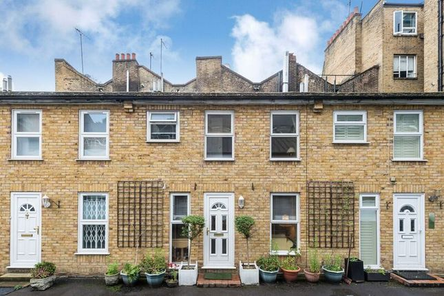 Thumbnail Mews house for sale in Watson Mews, London