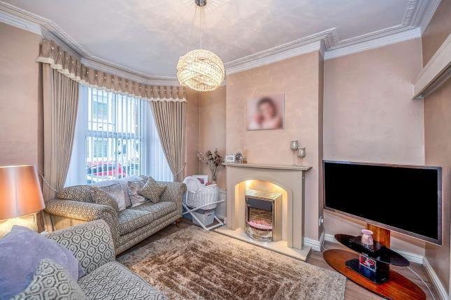 Lounge of Guelph Street, Liverpool, Merseyside L7