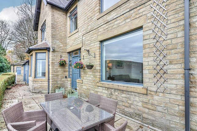 Thumbnail Detached house for sale in Heptonstall Road, Hebden Bridge