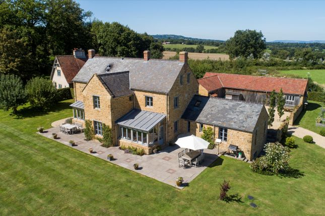 Thumbnail Detached house for sale in Hillcombe Farm, Chilworthy, Chard, Somerset