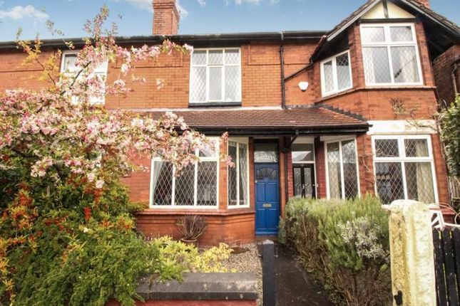 Thumbnail Terraced house for sale in School Lane, Didsbury, Manchester