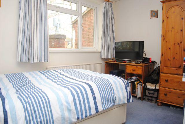 Bedroom Three of Cedrus Court, Kingsthorpe, Northampton NN2