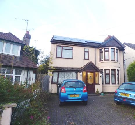 Thumbnail Detached house for sale in Potters Green Road, Coventry, West Midlands