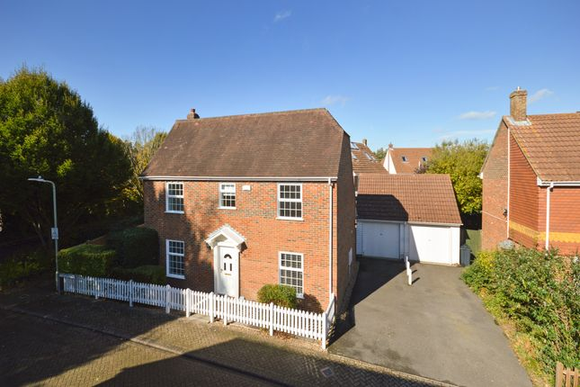 Thumbnail Detached house for sale in Badgers Oak, Ashford