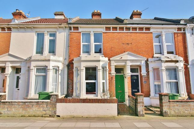 3 bed terraced house for sale in Prince Albert Road, Southsea