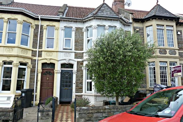 Thumbnail Terraced house for sale in Kensington Park Road, Brislington, Bristol