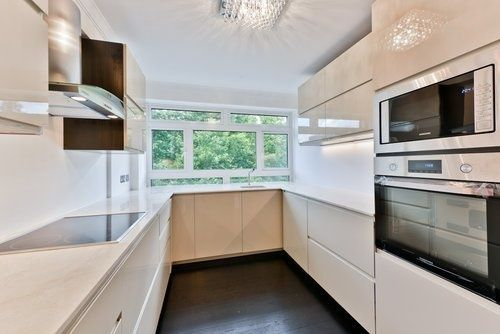 Thumbnail Flat for sale in Monckton Court, Strangways Terrace, Greater London