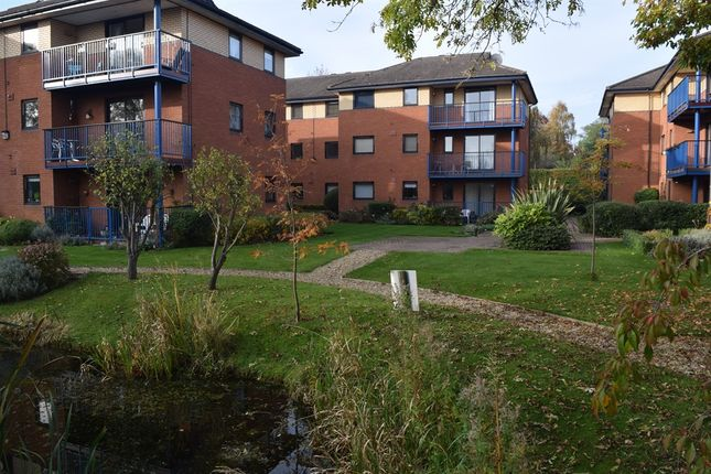 Thumbnail Flat for sale in Water End, Thorpe Meadows, Peterborough