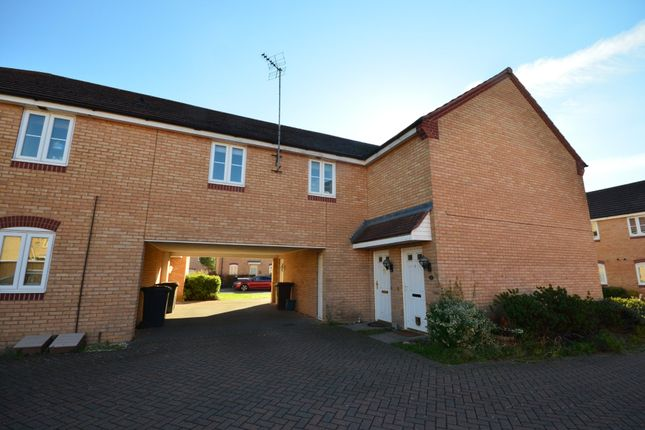 Thumbnail Flat for sale in Hatfield Close, Corby