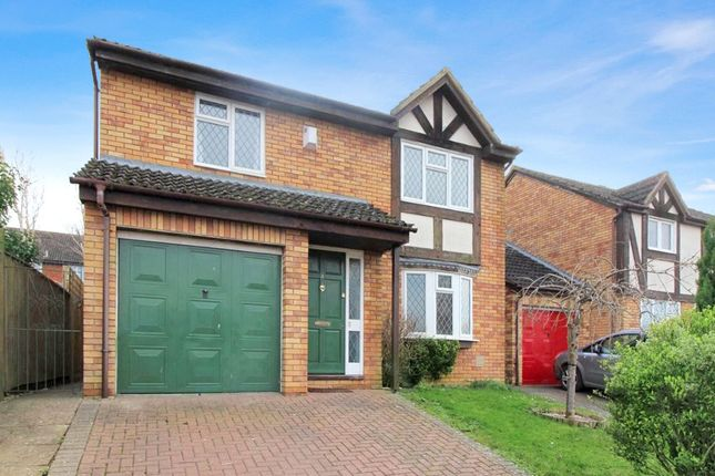Thumbnail Detached house to rent in The Beanlands, Wanborough