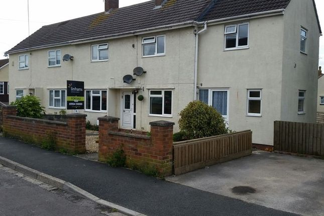 Thumbnail Flat for sale in Byron Road, Locking, Weston-Super-Mare