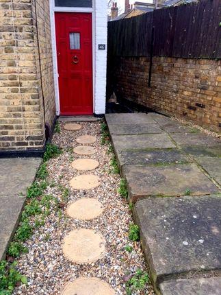 Pathway of Woodlands Park Road, London SE10