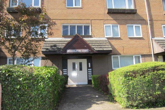 Thumbnail Flat to rent in Michaelston Court, Pyle Road, Caerau
