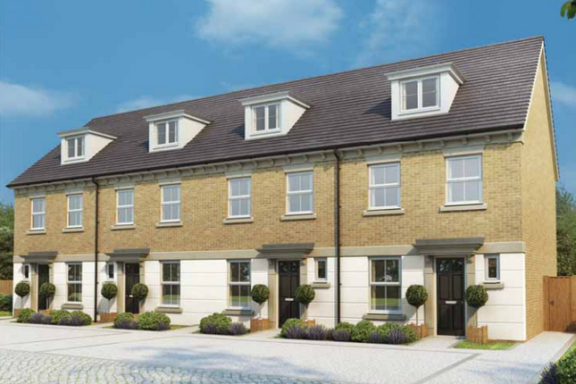 Thumbnail Town house for sale in St Andrew's Place At Southbank, Papyrus Villas, Newton Kyme, North Yorkshire