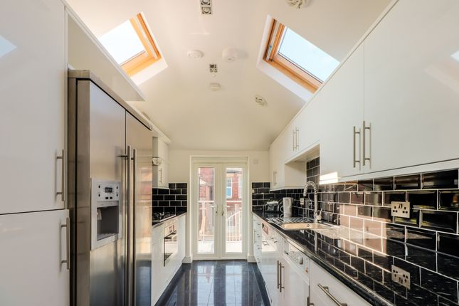 Thumbnail Maisonette for sale in Forsyth Road, Jesmond, Newcastle Upon Tyne
