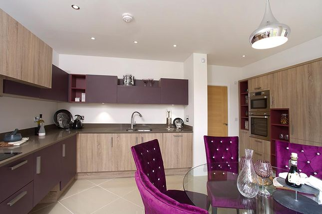 """Thumbnail Detached house for sale in """"The Westbury"""" at Browney Lane, Browney, Durham"""