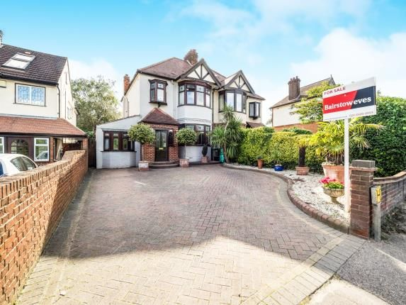 Thumbnail Semi-detached house for sale in Chigwell, Essex, Chigwell