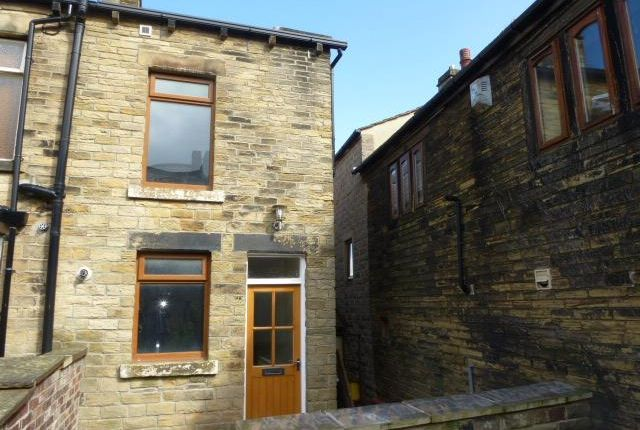 Thumbnail End terrace house to rent in Clarendon Terrace, Pudsey