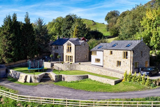 Thumbnail Detached house for sale in Dean Lane, Whalley Banks, Whalley