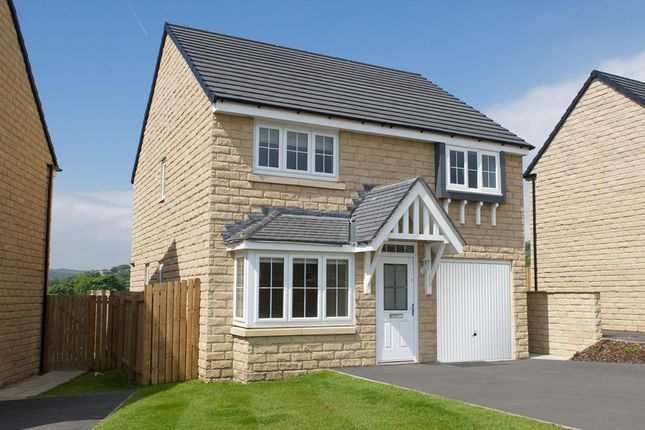 "Thumbnail Detached house for sale in ""Tavistock"" at North Dean Avenue, Keighley"