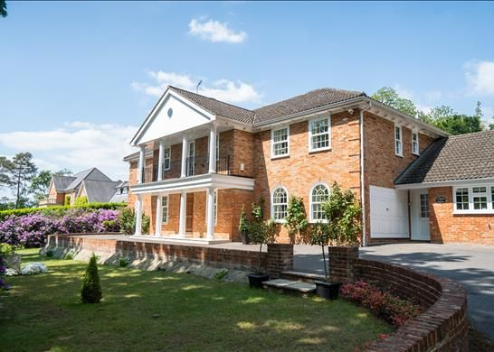 Thumbnail Detached house for sale in Camp End Road, Weybridge, Surrey