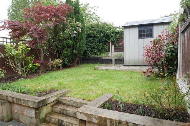 Rear Garden of Rose Road, Coleshill, Birmingham B46