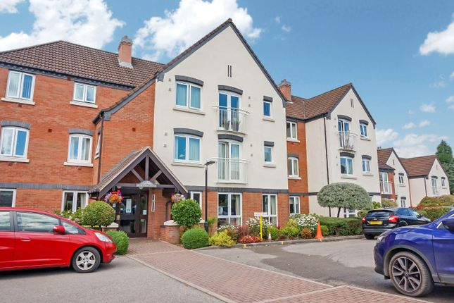 Thumbnail Flat for sale in Chester Road, Streetly, Sutton Coldfield