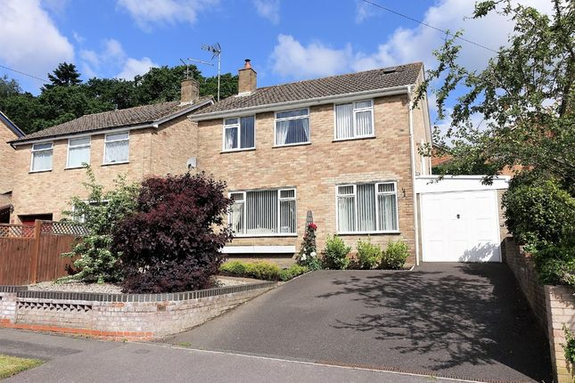 Thumbnail Link-detached house for sale in Sycamore Road, Hythe, Southampton
